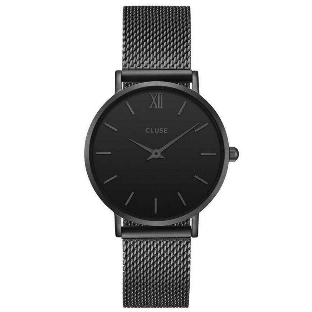 CLUSE | Minuit mesh full black
