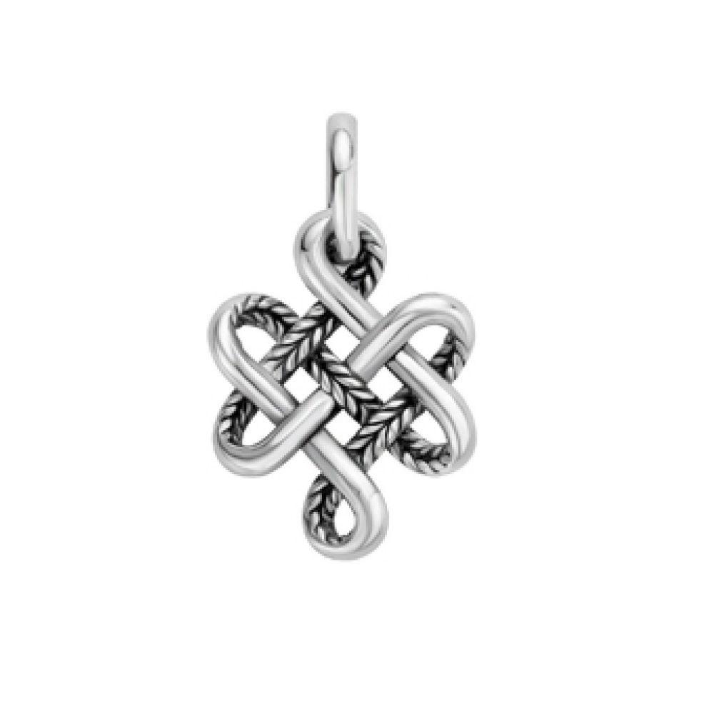 BUDDHA TO BUDDHA | Endless Knot XS pendant