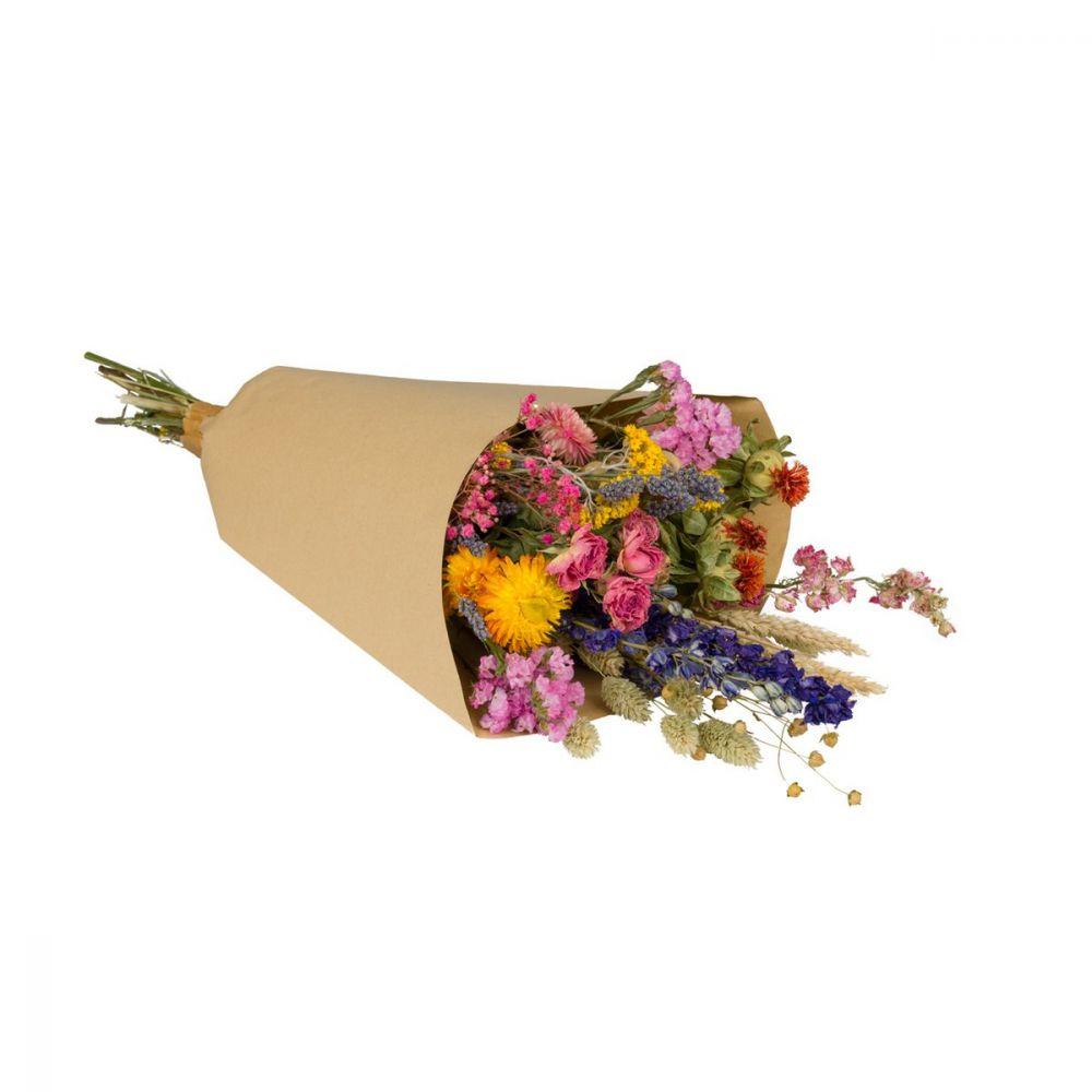 WILD FLOWERS | Droogbloemen boeket M Multi