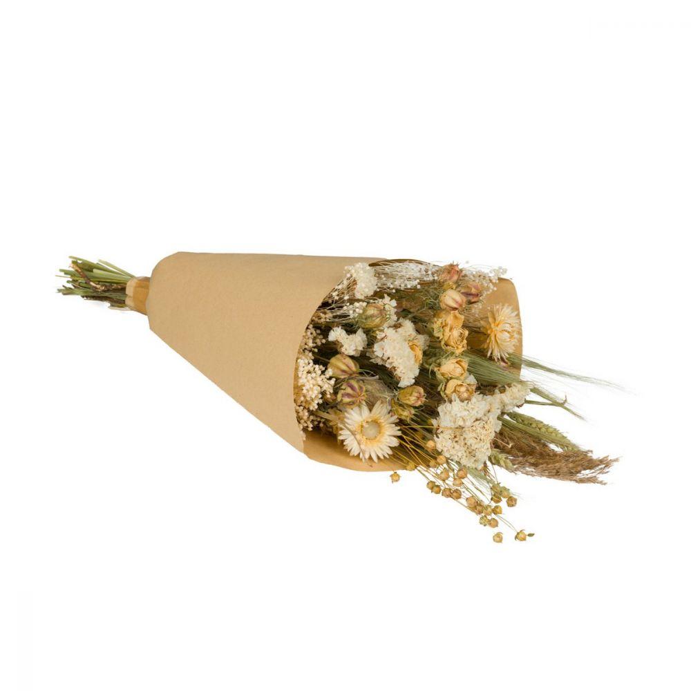 WILD FLOWERS | Droogbloemen Boeket M Naturel