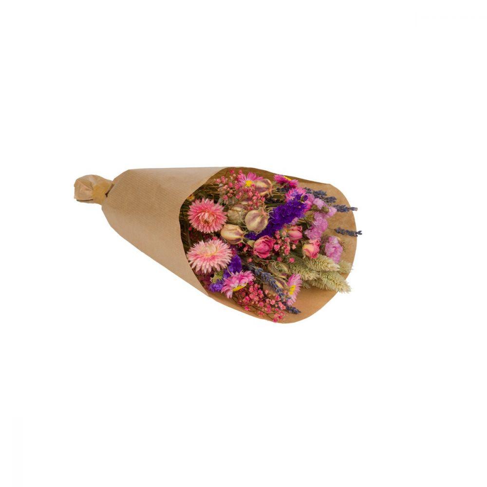 WILD FLOWERS | Droogbloemen boeket S Pink