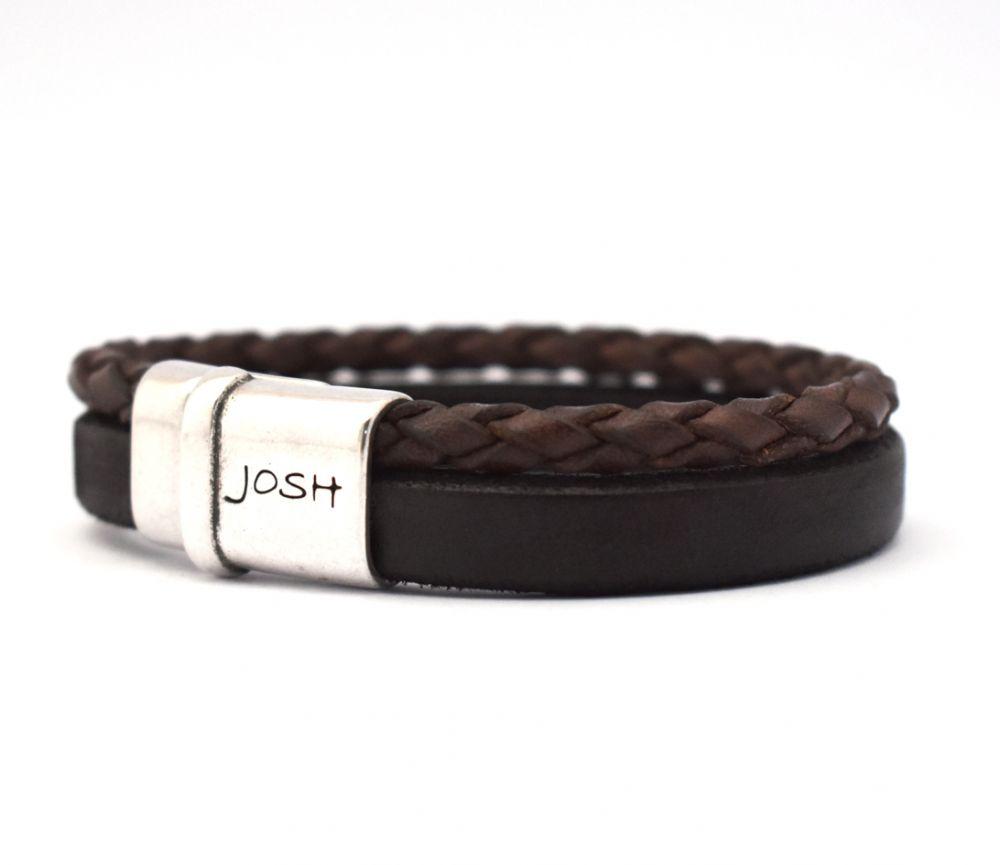 JOSH | Heren 09110 Bruin