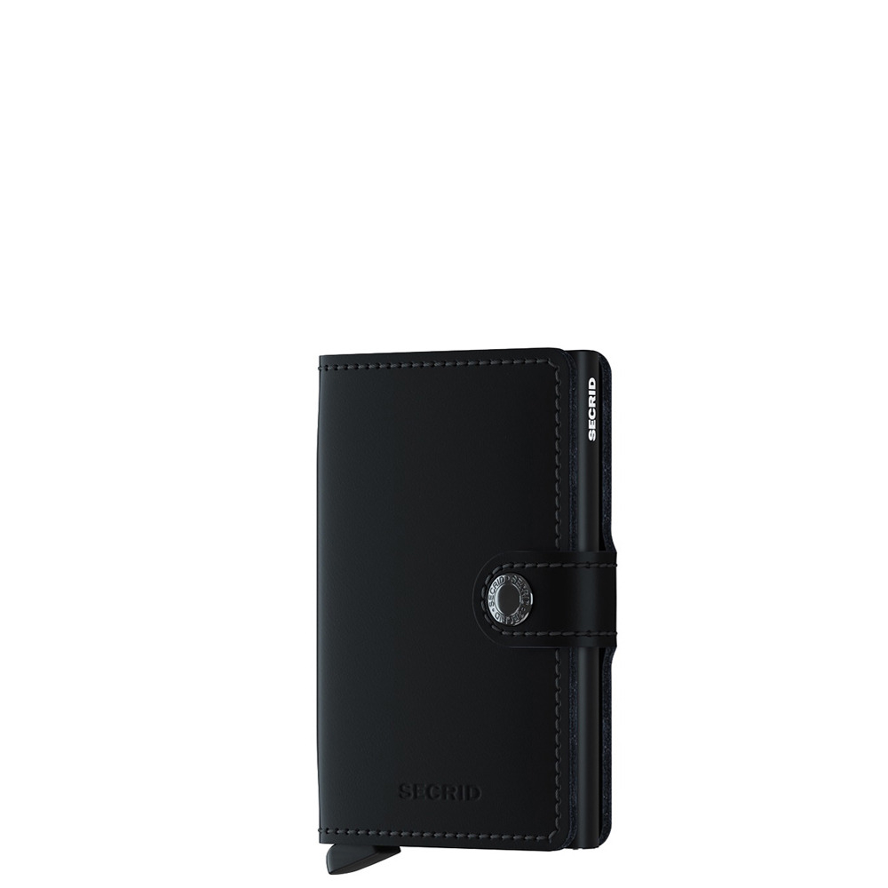 SECRID | Miniwallet MM-Black