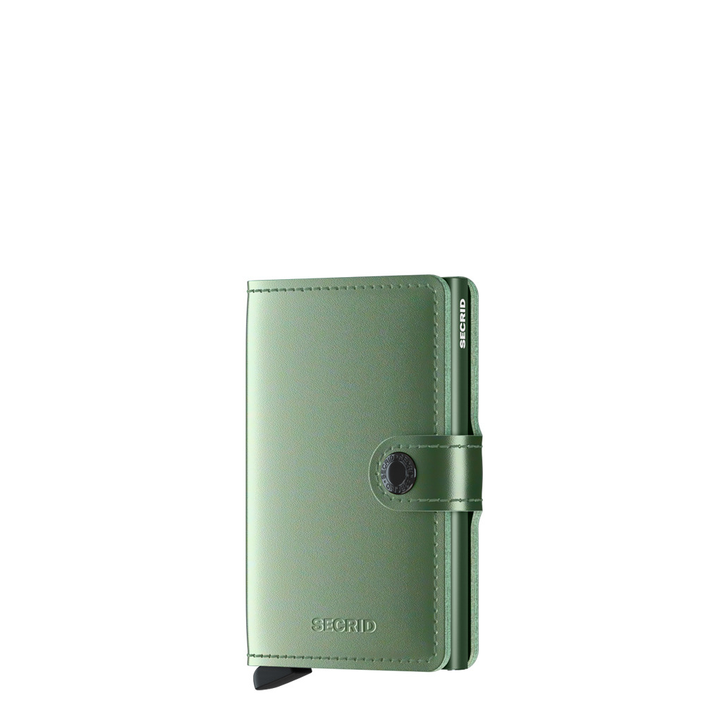 SECRID | Miniwallet MM-Green