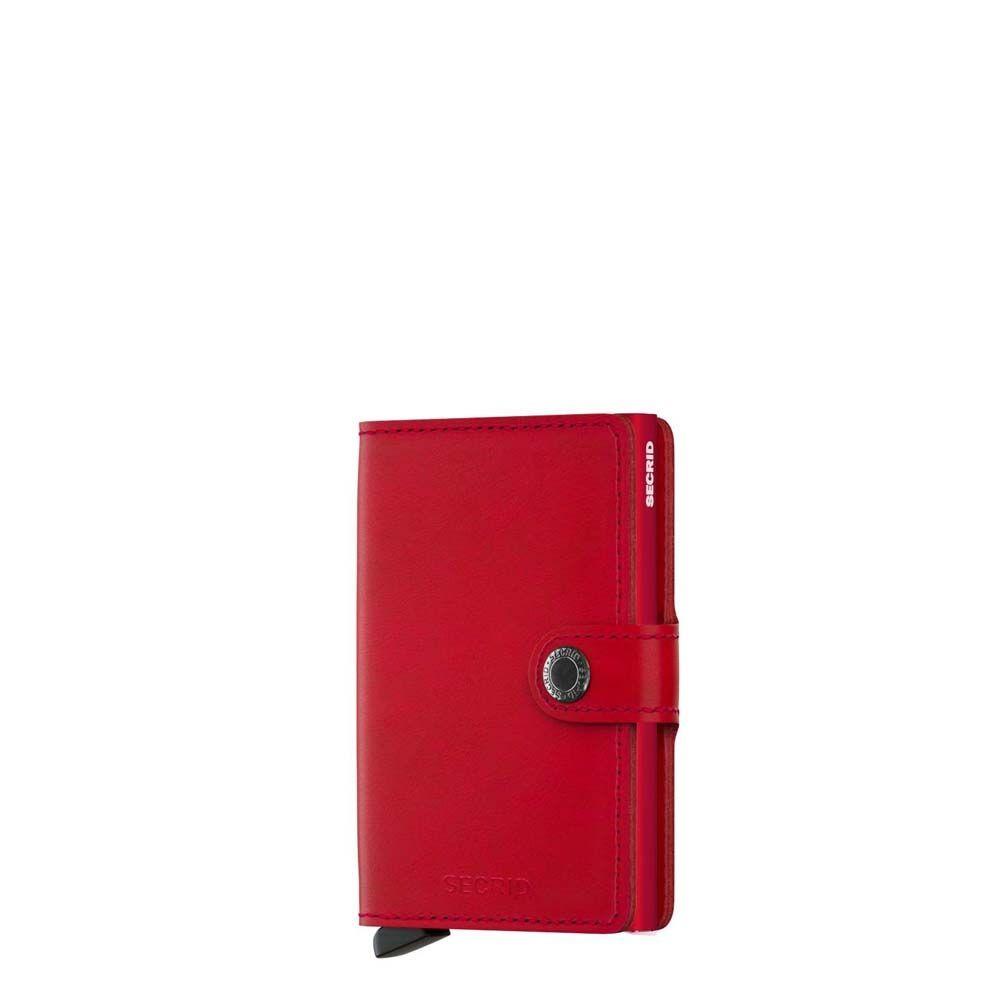 SECRID | Miniwallet MO-Red