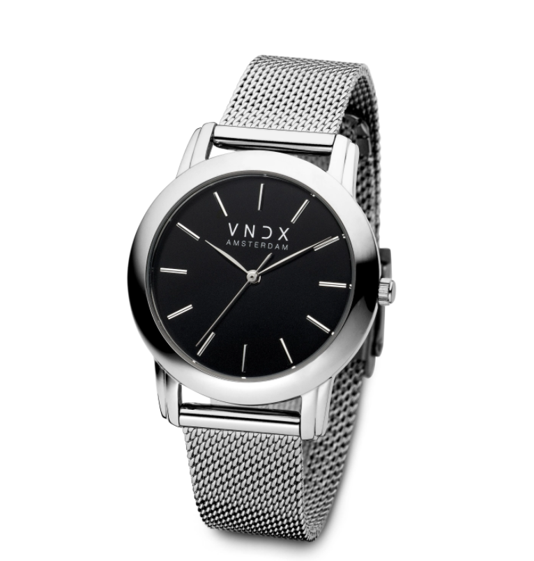 VNDX | City Chick XL Zilver Zwart