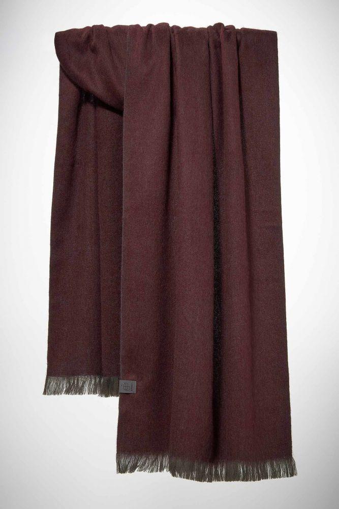 BUFANDY | Sjaal Solid - Mulberry Purple