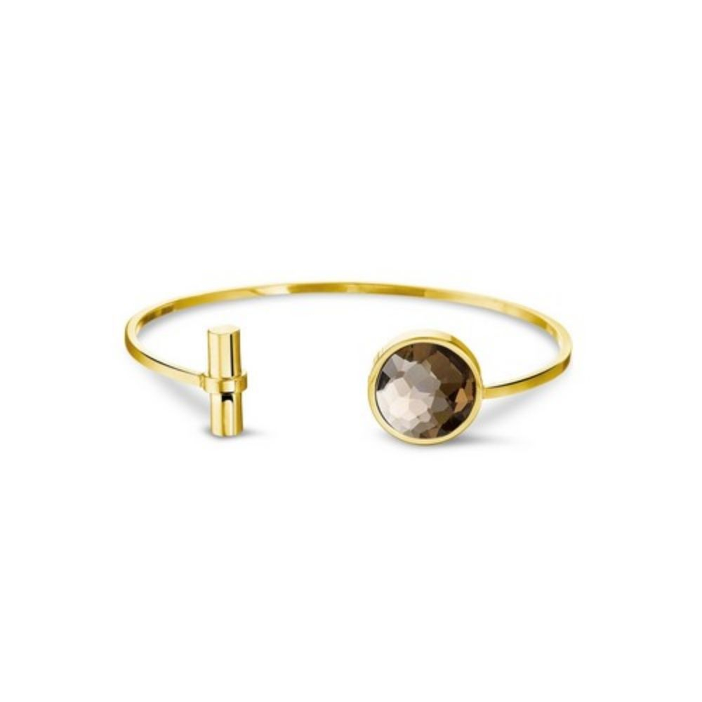 MI MONEDA   Armband Cambio Dolce XS - champagne gold
