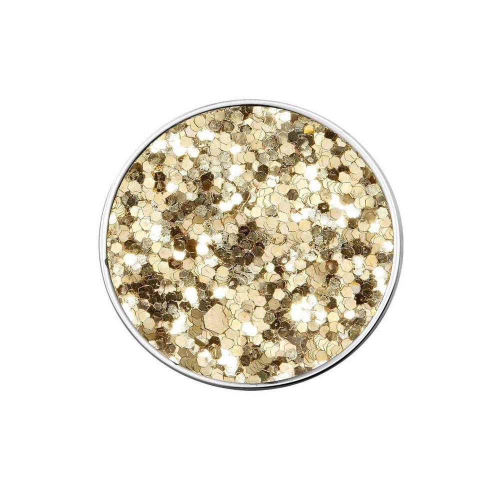 MI MONEDA | Munt Mucho S - champagne glitter