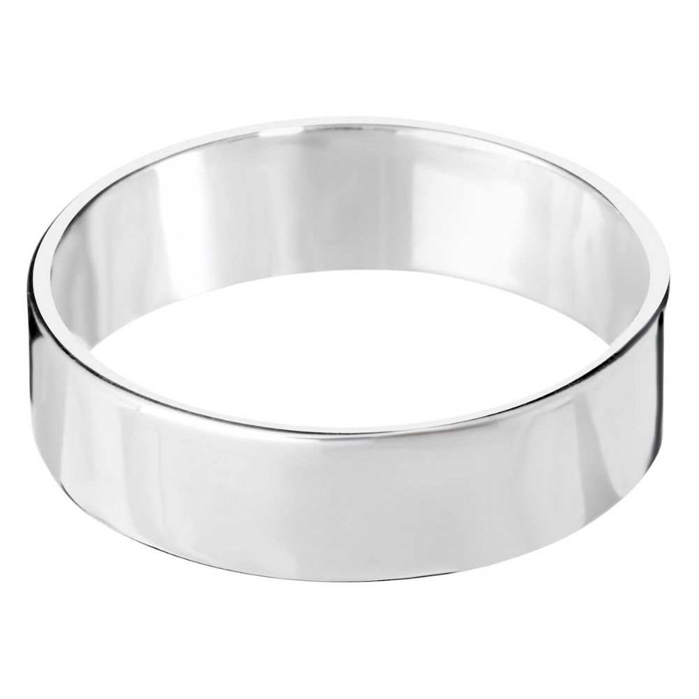 A BREND | Ring Cee zilver