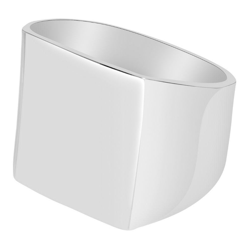 A BREND | Ring Teryl zilver laatste maat 16