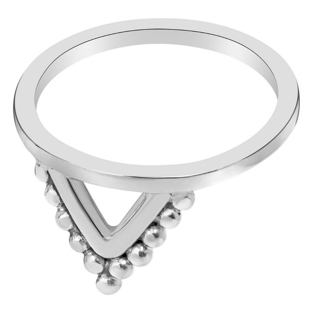 A BREND | Ring Saarhi zilver