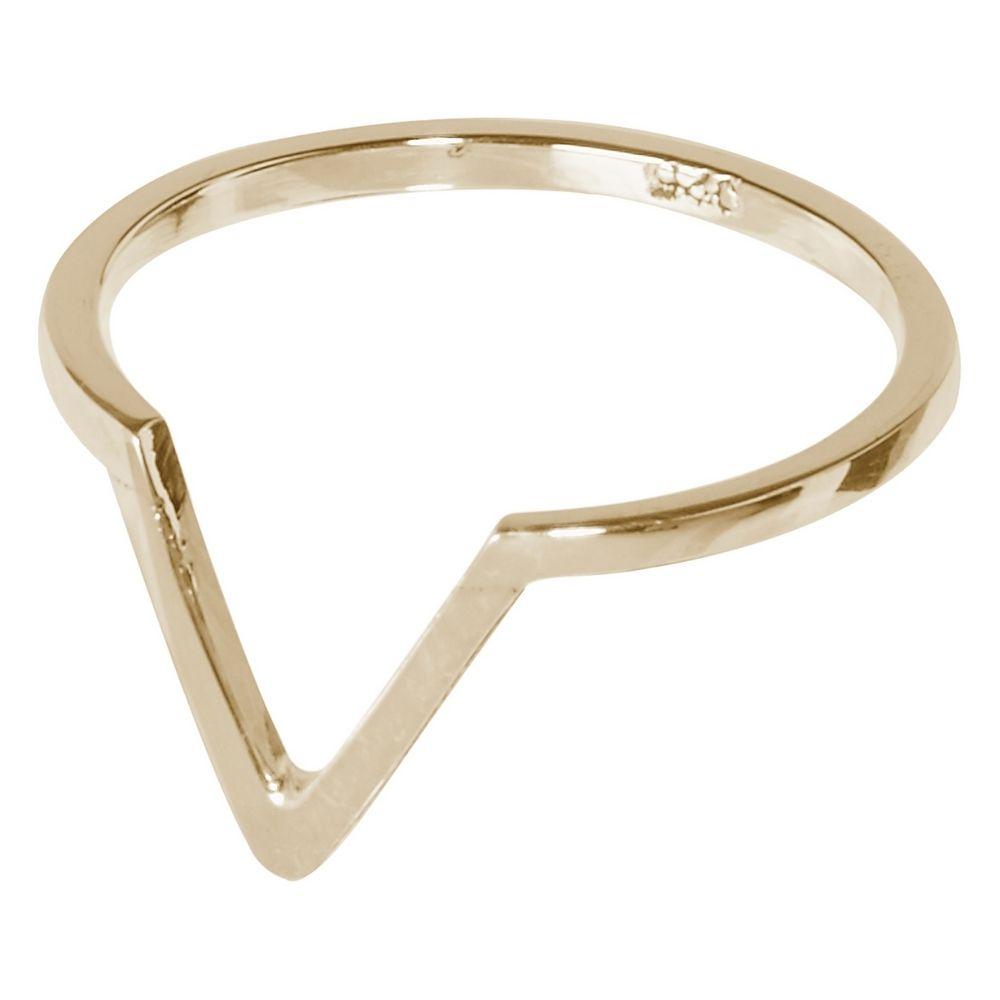 A BREND | Ring Adeline goud