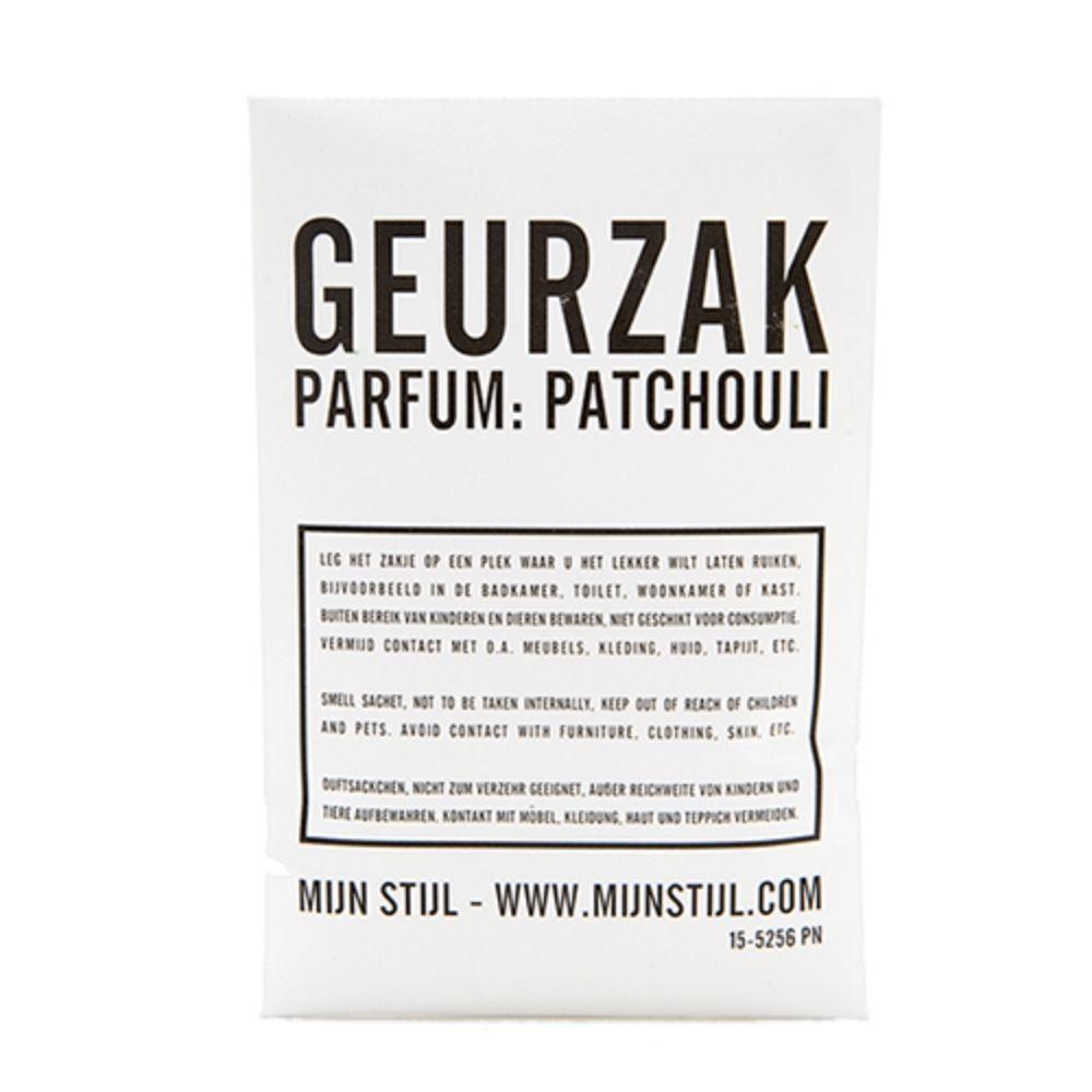 MIJN STIJL | Geurzak patchouli