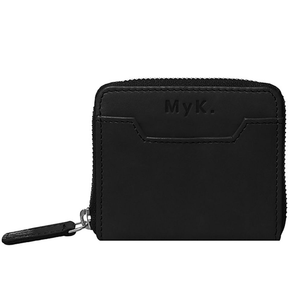 MYK Bags | Purse Dawn Black