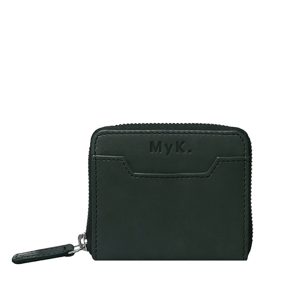 MYK Bags | Purse Dawn Emerald Green