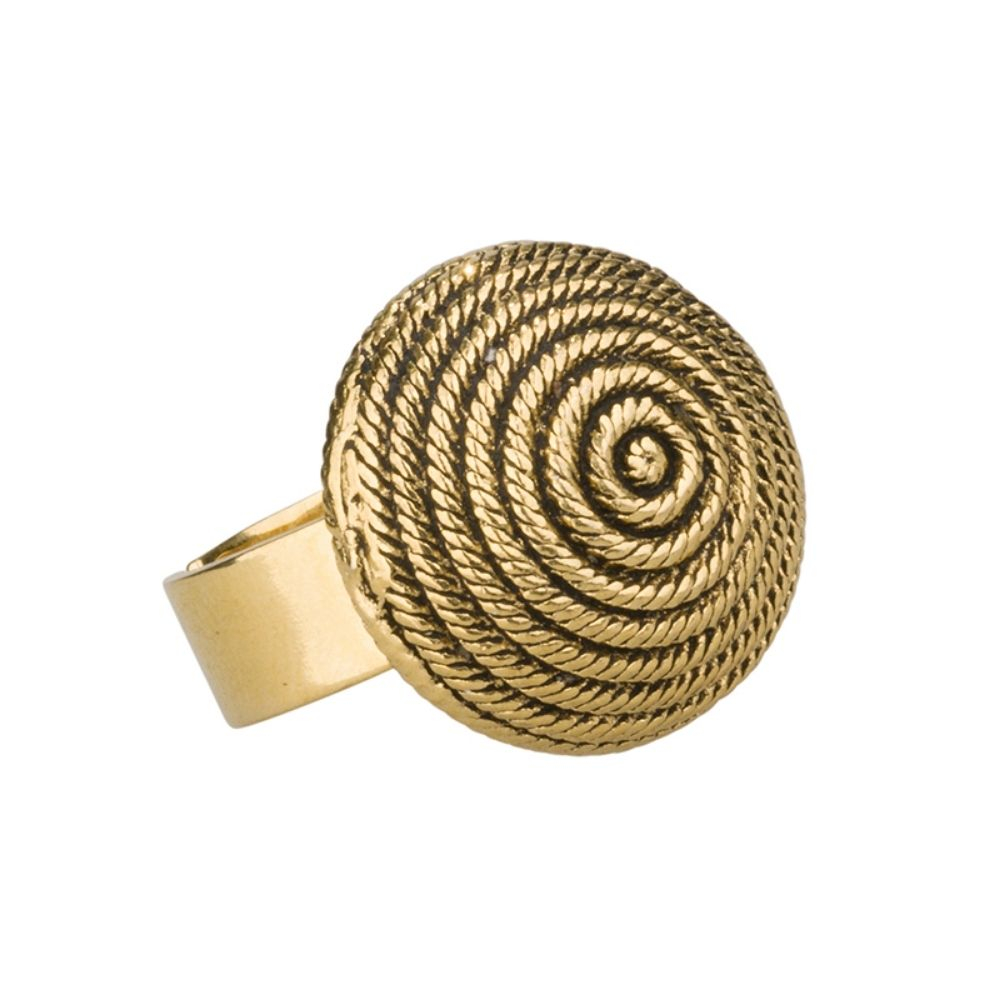 CAMPS & CAMPS | Ring #2 gold one size