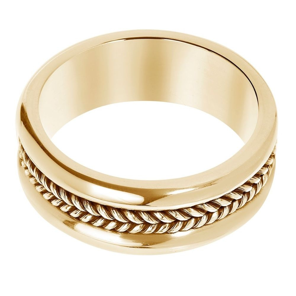 A BREND | Gise 18KGold Plated Ring