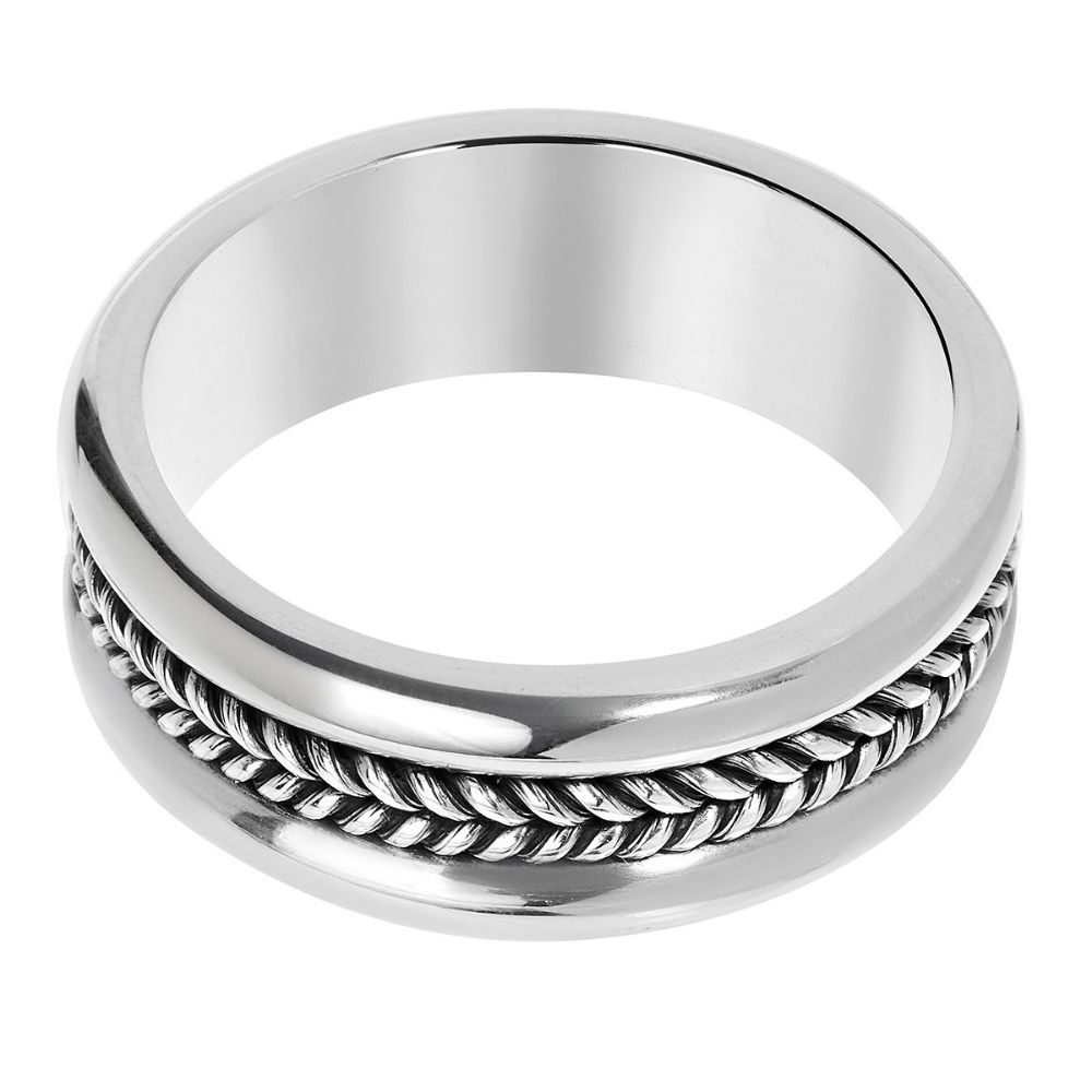 A BREND | Gise Sterling 925 Silver Ring