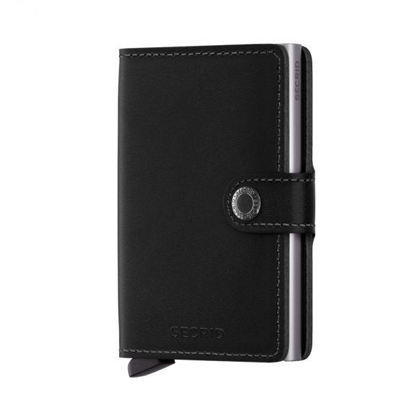 Secrid Wallets Miniwallet Original MO-Black