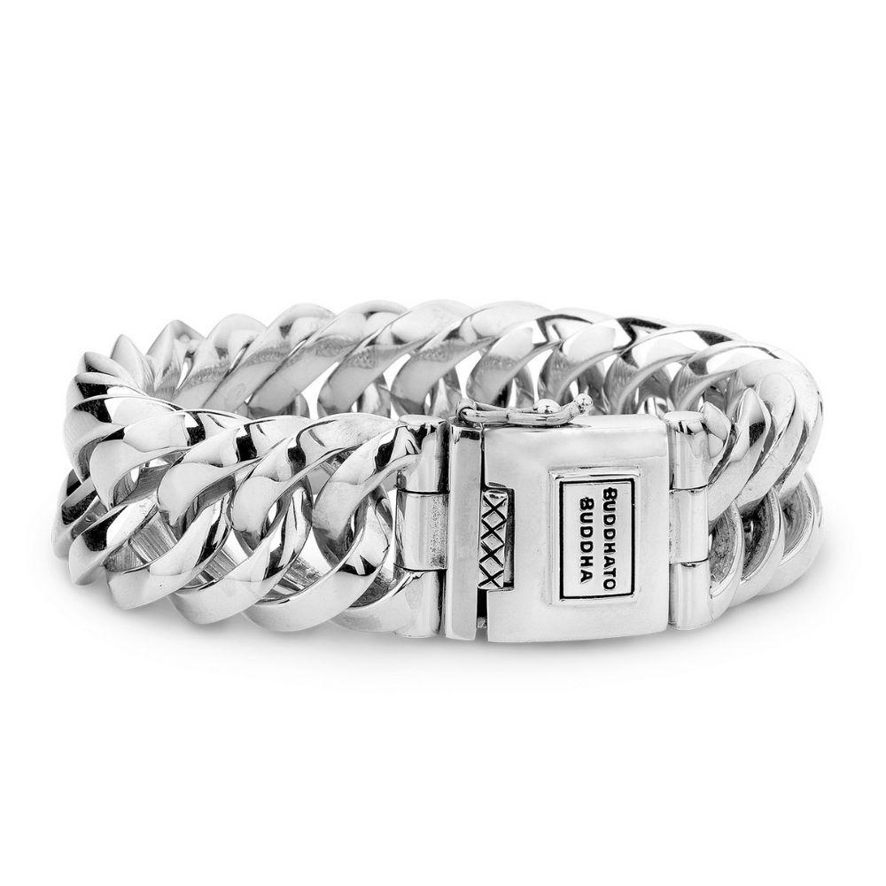 BUDDHA TO BUDDHA | Chain big armband